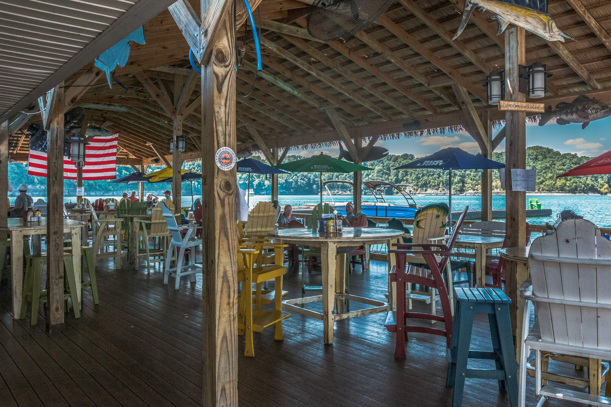 Wolf Creek Marina | Restaurant